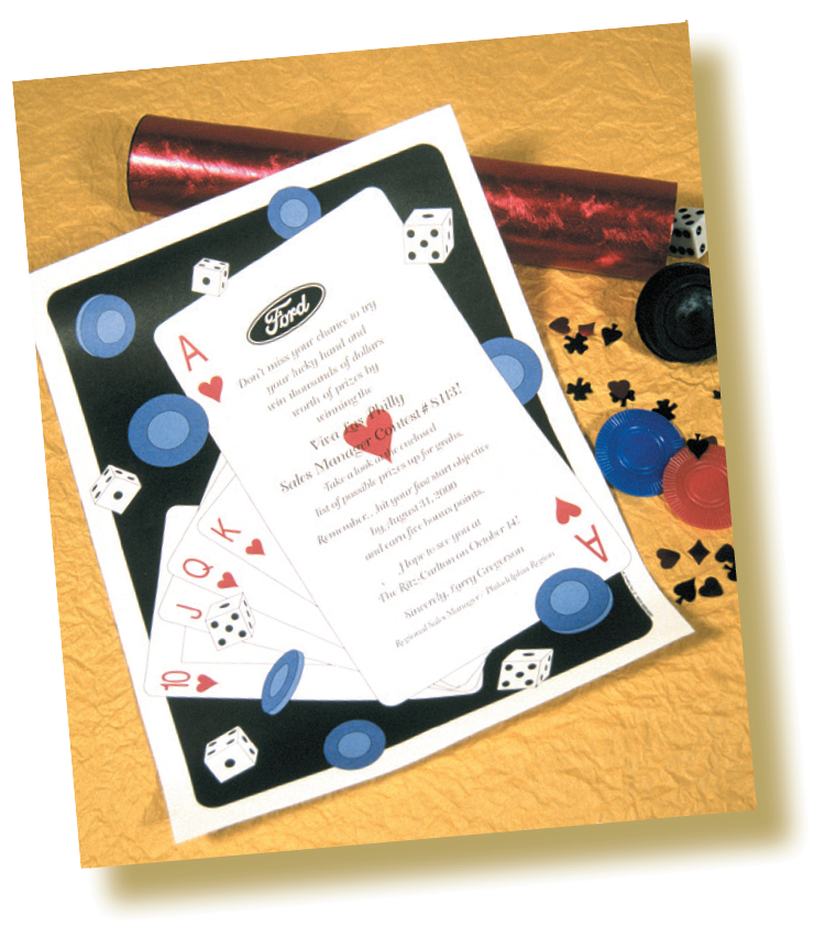 Our invitations, greetings, holiday cards and direct mail are fun, set the tone of an event and are memorable.